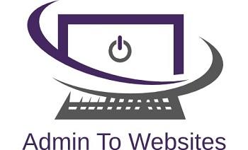 Admin to Websites